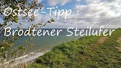 Ostsee-Tipp: Wanderung am Brodtener Steilufer zwischen Travemünde & Niendorf