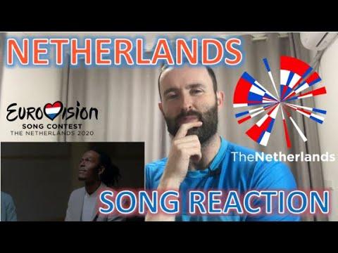 "🇳🇱🇳🇱 Netherlands | Jeangu Macrooy ""Grow"" | Eurovision 2020 🇳🇱🇳🇱"