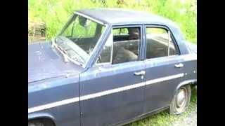1967 Plymouth Valiant 200 barnfind.