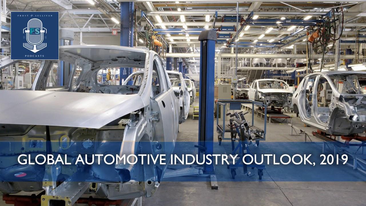 2019 Global Automotive Industry Outlook - YouTube