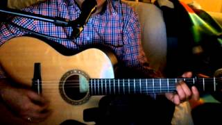 Diamonds and Rust ~ Joan Baez ~ Acoustic Cover w/ Taylor NS24CE-G