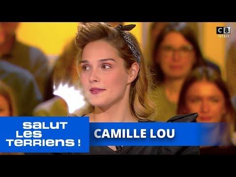 Camille Lou ressuscite Sheila - Salut les Terriens