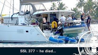 SSL 377 ~ he died...