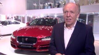 Jaguar Land Rover at the Delhi Motor Show 2016 - Interview Ian Callum | AutoMotoTV