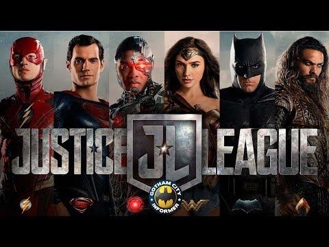 LIGA DE LA JUSTICIA - LA PELÍCULA | Gotham City Informer | Todo Batman en Español