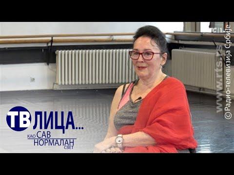 TV lica: Staka Novković Đorđević