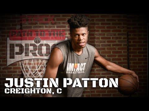 2017 NBA Path to the Pros: Justin Patton, Creighton C