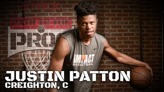 2017 NBA Path to the Pros: Justin Patton, Creighton C