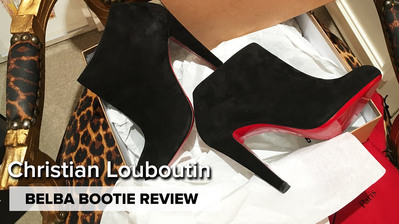louboutin belle boots uk