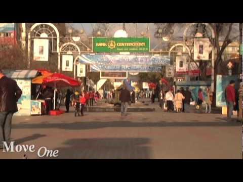 Living in Astana: The Kazakh Language