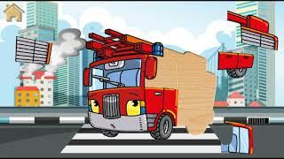 Машины и транспорт пазлы для детей Детские Машинки