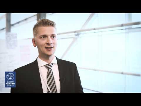 Snapshots from the Danish Maritime Forum with Henrik Helsinghof