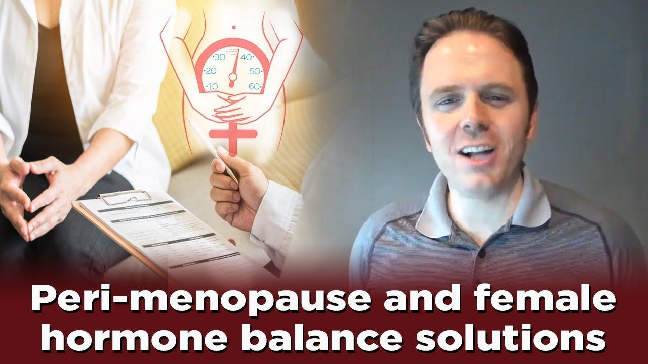 pre menopause solutions