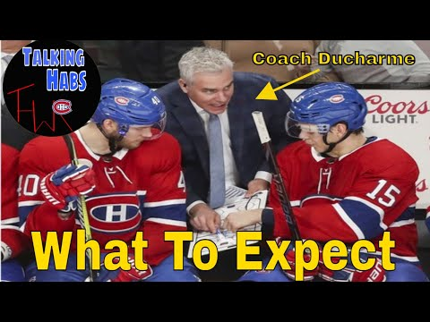 Dom Ducharme: Montreal Canadiens New Head Coach - What to Expect to See
