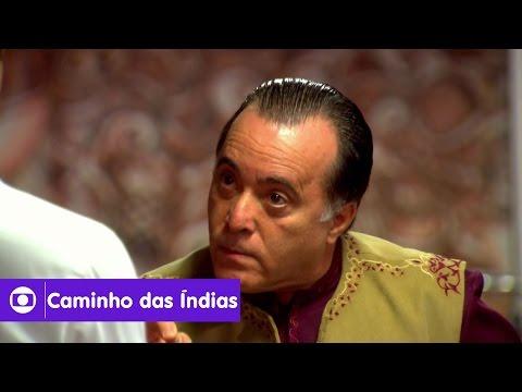 Caminho das Índias: capítulo 135 da novela, sexta, 29 de janeiro, na Globo