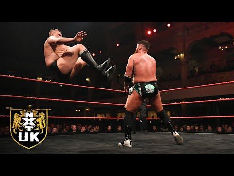 WALTER goes to war with Gallus' Mark Coffey in this week's NXT UK highlights: NXT UK, Feb. 6, 2019