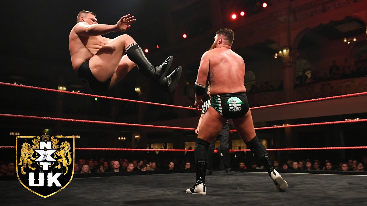 WALTER goes to war with Gallus' Mark Coffey in this week's NXT UK highlights: NXT UK, Feb.