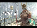 FOR HONOR Walkthrough Part 6 - VALKYRIE (PS4 Pro Let's Play Gameplay Commentary)