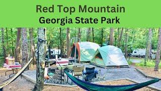 Red Top Mountain SP, Georgia