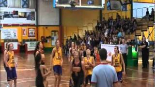 Peri Ewin - 2011 Basketball Highlights