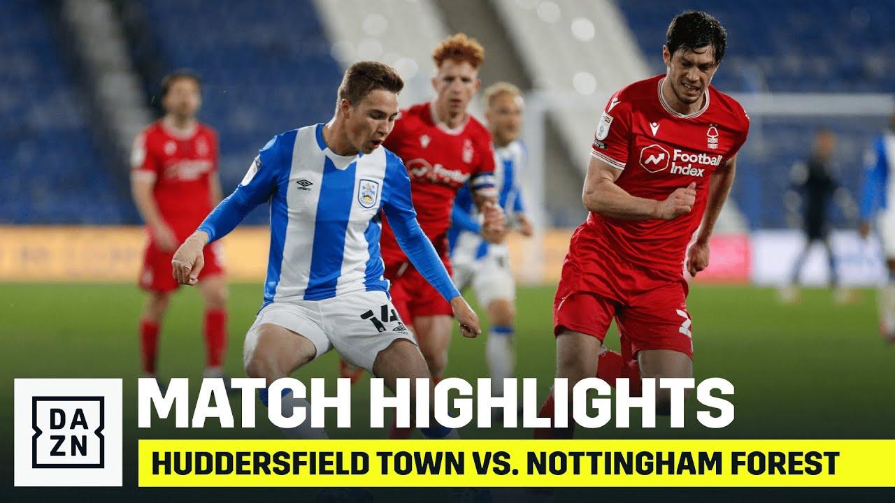 HIGHLIGHTS | Huddersfield Town vs. Nottingham Forest (EFL Championship 2020-21)