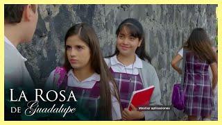 La Rosa de Guadalupe: Aurora salva a Selene de su violento matrimonio   El mundo es mejor al revés