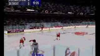 NHL Breakaway 98 - Nintendo 64 Gameplay Footage