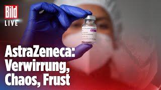 🔴 astrazeneca-chaos: vertrauen in den corona-impfstoff endgültig zerstört?   hier spricht das volk -