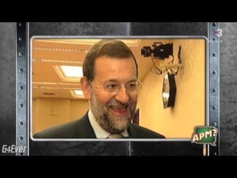 APM? APM Sessions - Rajoy cantando España es una gran Nación