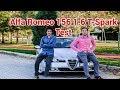 Alfa Romeo 156 1.6 T Spark Test | Oto Paü