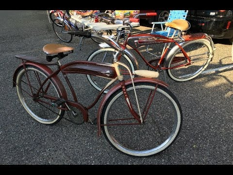 Minnesota Antique & Classic Bicycle Club 2016 Swap Meet & Show