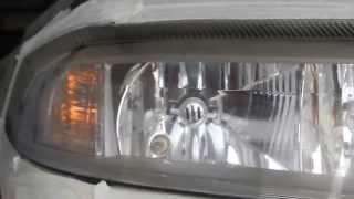 видео Фары и тюнинг Renault Laguna