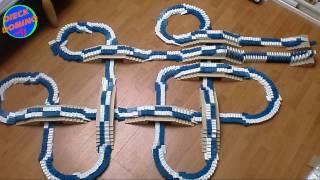 Domino Bridge Project - 1500 Dominoes