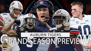 Late kick & josh pate present auburn football season previews and predictions along with biggest questions, areas of focus, record scenarios, a projectio...