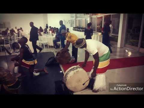 Xigubo dança tradicionaL ( the culture ) mozambique
