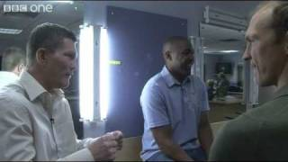 Hatton jokes about Rooney's nerves - A Question Of Sport - BBC One