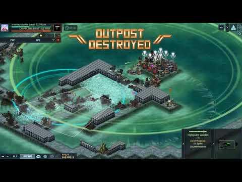 Battle Pirates Warhounds Base Test- Monkeybomb