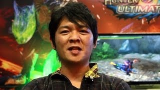MONSTER HUNTER 3 ULTIMATE | Fragerunde mit Ryozo Tsujimoto [HD]