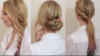 Tutoriels coiffures - Simples & Rapides