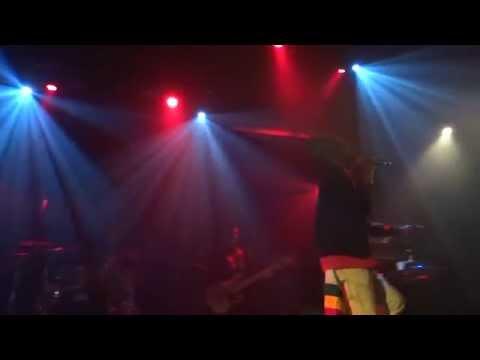 Anthony B - World a Reggae Music @ File 7 31.10.2014 Magny le Hongre, France