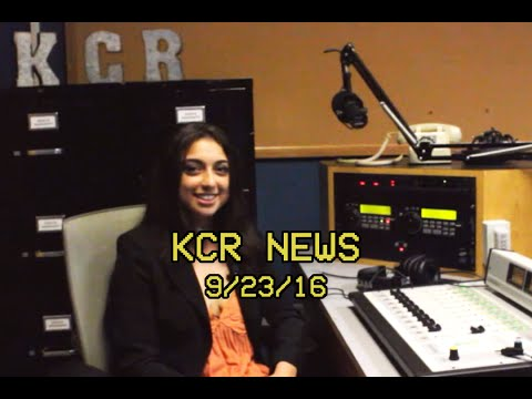 KCR College Radio News - 9/23/16