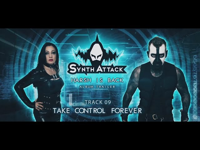 SynthAttack - Take Control Forever