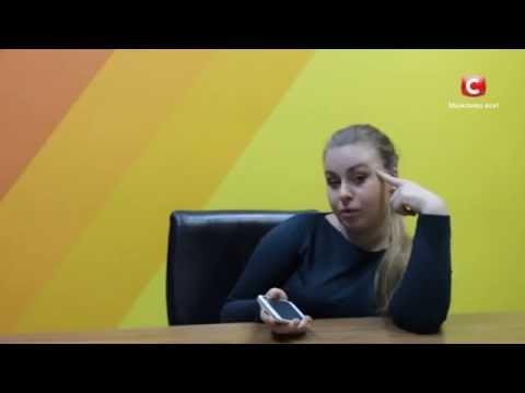 Видео, Валерия Симулик поет акапельно для посетителей stb.ua