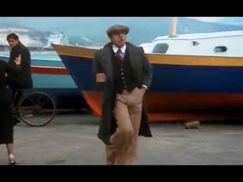 БЛЕФ (1976) - Лучший фильм с Адриано ЧЕЛЕНТАНО и Энтони КУИН - носятся как угорелые