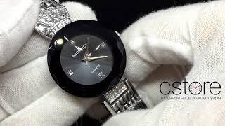 Видео обзор часов Baosaili сталь с черным циферблатом (07767)
