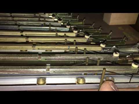 Schulmerich Harp, Celesta, And Quadra Bells -  An Inside Look