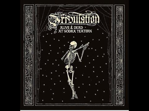 Tribulation to release live album and DVD 'Alive & Dead At Södra Teatern'