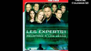 Les Experts Meurtres à Las Vegas (CSI Dark Motives) Soundtrack