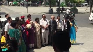[8VBIZ] - Nguyệt Ánh bất ngờ lên xe hoa với chú rể Ấn Độ