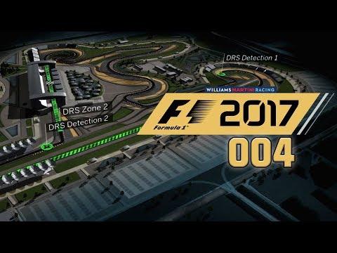 F1 2017 KARRIERE 🚥 S01E04 • HÖLLENFIGHT gegen Lewis Hamilton • LET'S PLAY